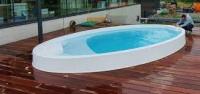 Zwembad Piccolo 500 x 300 x 140 cm compleet met alle toebehoren