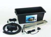 Ubbink Waterval Set Niagara 60 LED RVS inclusief pomp