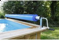 Ubbink Zwembad oprolsysteem Premium voor noppenzeilen