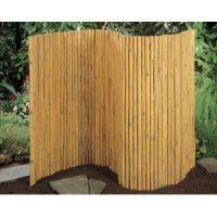 Bamboerolscherm Hoog 180 x 180 cm