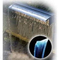 Ubbink Waterval Niagara 60 cm breed Led RVS